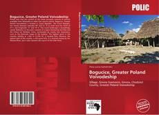 Bogucice, Greater Poland Voivodeship kitap kapağı