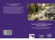 Bookcover of Interstate 295 (Rhode Island – Massachusetts)