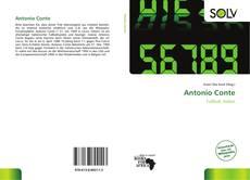 Buchcover von Antonio Conte