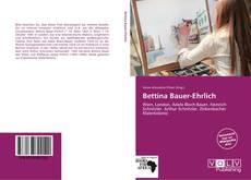 Buchcover von Bettina Bauer-Ehrlich