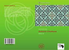 Portada del libro de Antonio Chiattone