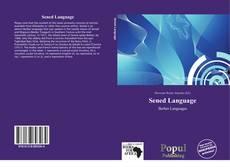 Borítókép a  Sened Language - hoz