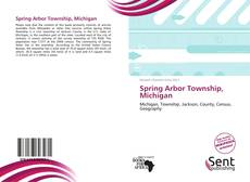 Buchcover von Spring Arbor Township, Michigan