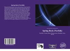 Обложка Spring Beck (Norfolk)