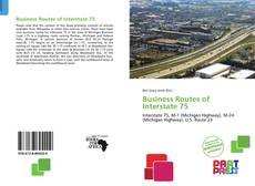 Business Routes of Interstate 75的封面