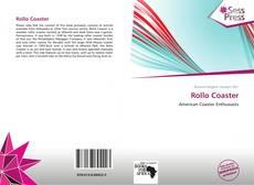 Capa do livro de Rollo Coaster