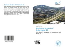 Buchcover von Business Routes of Interstate 69