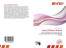 Capa do livro de Navy Children School