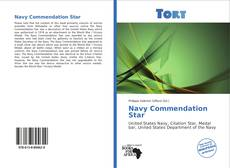 Copertina di Navy Commendation Star