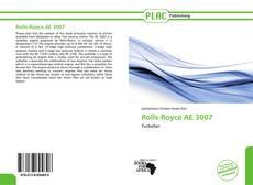 Rolls-Royce AE 3007的封面