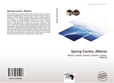 Buchcover von Spring Coulee, Alberta