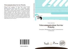 Capa do livro de Telecommunications Service Priority