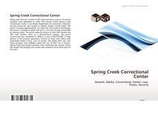Обложка Spring Creek Correctional Center