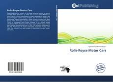 Bookcover of Rolls-Royce Motor Cars