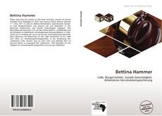Capa do livro de Bettina Hammer