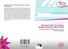 Buchcover von Spring Creek Township, Becker County, Minnesota