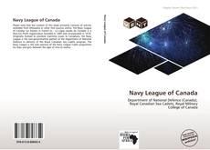 Couverture de Navy League of Canada