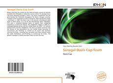Bookcover of Senegal Davis Cup Team
