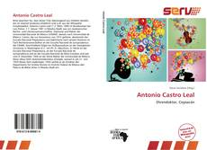 Couverture de Antonio Castro Leal