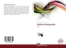Bookcover of Rollinia Pachyantha