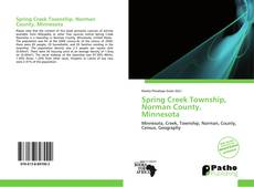Copertina di Spring Creek Township, Norman County, Minnesota