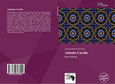 Bookcover of Antonio Carella