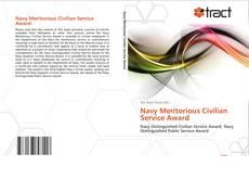 Обложка Navy Meritorious Civilian Service Award