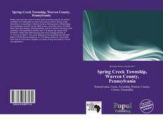 Spring Creek Township, Warren County, Pennsylvania的封面