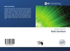 Couverture de Rollo Davidson