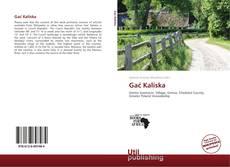 Gać Kaliska的封面
