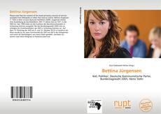 Buchcover von Bettina Jürgensen