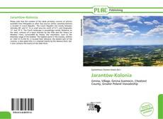 Couverture de Jarantów-Kolonia