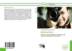 Capa do livro de Bettina Rust