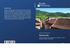 Kuczewola kitap kapağı