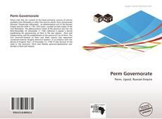 Обложка Perm Governorate