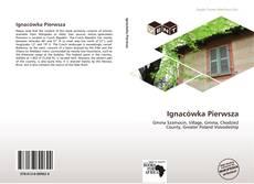 Copertina di Ignacówka Pierwsza