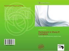 Borítókép a  Permanent Is Sharp-P-Complete - hoz