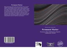 Bookcover of Permanent Marker