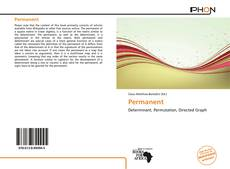 Bookcover of Permanent