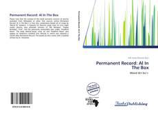 Couverture de Permanent Record: Al In The Box