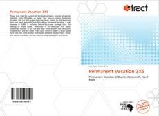 Borítókép a  Permanent Vacation 3X5 - hoz