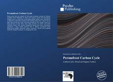 Bookcover of Permafrost Carbon Cycle