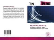 Borítókép a  Permanent Secretary - hoz