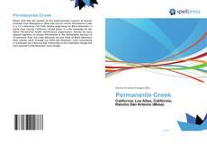 Bookcover of Permanente Creek