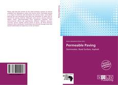 Portada del libro de Permeable Paving