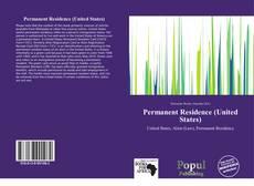 Borítókép a  Permanent Residence (United States) - hoz