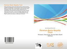 Permian Basin Royalty Trust的封面