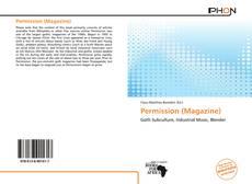 Buchcover von Permission (Magazine)