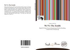 Bookcover of We'Ve The Zenith