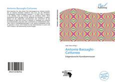Bookcover of Antonio Barzaghi-Cattaneo